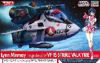 リン・ミンメイ ステージドレス w/VF-1S ストライクバルキリー
