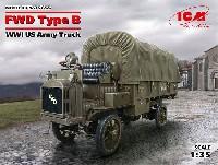 FWD Type B WW1 アメリカ陸軍 トラック