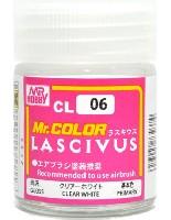 GSIクレオスMr.カラー ラスキウスクリアーホワイト (CL006)