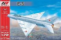 ミコヤン Ye-5 三角翼 試作戦闘機