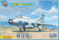 スホーイ Su-17M3 フィッター 可変翼戦闘爆撃機 初期型 w/ミサイル