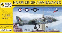 ハリアー GR.1/AV-8A/AV-8C ファーストジェネレーション