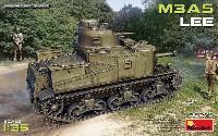 ミニアート1/35 WW2 ミリタリーミニチュアM3A5 リー