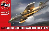 エアフィックス1/48 ミリタリーエアクラフトイングリッシュ エレクトリック キャンベラ T.4 イギリス空軍 第231飛行隊 OCU 1971年