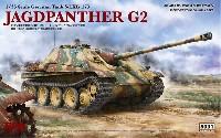 ドイツ 重駆逐戦車 Sd.Kfz.173 ヤークトパンター G2型 w/可動式履帯