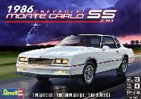 レベルカーモデル1986 シボレー モンテカルロ SS 2`n1