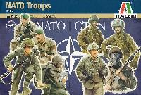イタレリ1/72 ミリタリーシリーズNATO 北大西洋条約機構 兵士