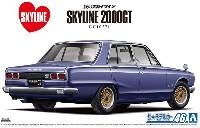 ニッサン GC10 スカイライン 2000GT '71