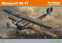 エデュアルド1/48 プロフィパックニューポール Ni-17