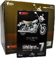 エフトイズヴィンテージ バイク キットヴィンテージ バイク キット Vol.7 ヤマハ SR400 (1BOX=10個入)
