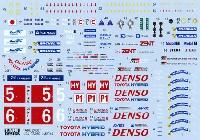 トヨタ TS050 ル・マン 2016 ロゴ デカール