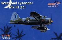 ドラ ウイングス1/72 エアクラフト プラモデルウェストランド ライサンダー Mk.3 (SD) 特殊作戦機