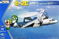 キネティック1/48 エアクラフト プラモデルE-2C ホークアイ2000 VAW-115 リバティベルズ サヨナラ アツギ