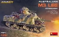 ミニアート1/35 WW2 ミリタリーミニチュアオーストラリア軍 M3 リー フルインテリア