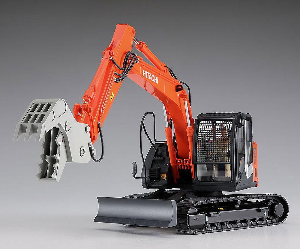 日立建機 油圧ショベル ZAXIS 135US クラッシャー仕様機プラモデル(ハセガワ建機シリーズNo.66103)商品画像_2