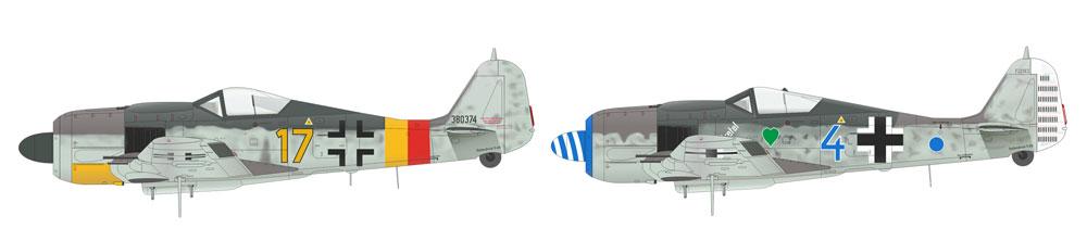 フォッケウルフ Fw190A-8プラモデル(エデュアルド1/48 ウィークエンド エディションNo.84122)商品画像_2