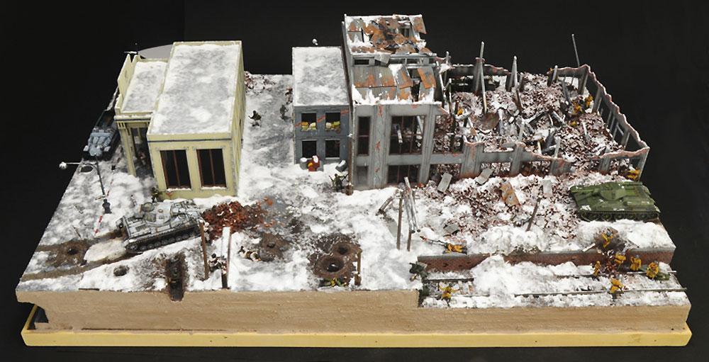 スターリングラード包囲戦 1942 ウラヌス作戦プラモデル(イタレリBattle Set (バトルセット)No.6193)商品画像_2