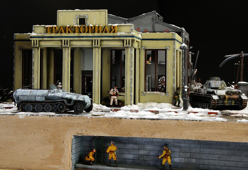 スターリングラード包囲戦 1942 ウラヌス作戦プラモデル(イタレリBattle Set (バトルセット)No.6193)商品画像_4