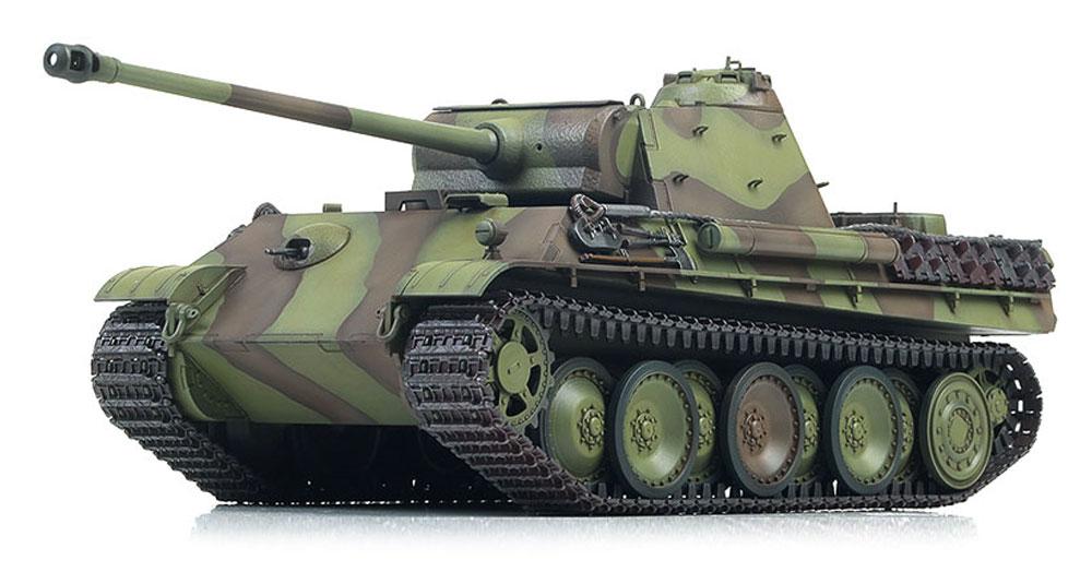 5号戦車 パンター G型 最後期生産型プラモデル(アカデミー1/35 ArmorsNo.13523)商品画像_4