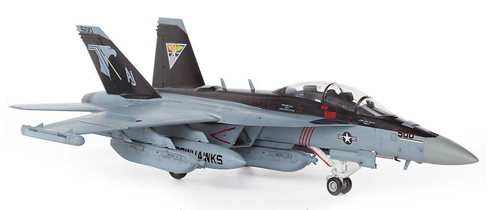 アメリカ海軍 EA-18G グラウラー VAQ-141 シャドーホークスプラモデル(アカデミー1/72 AircraftsNo.12560)商品画像_4