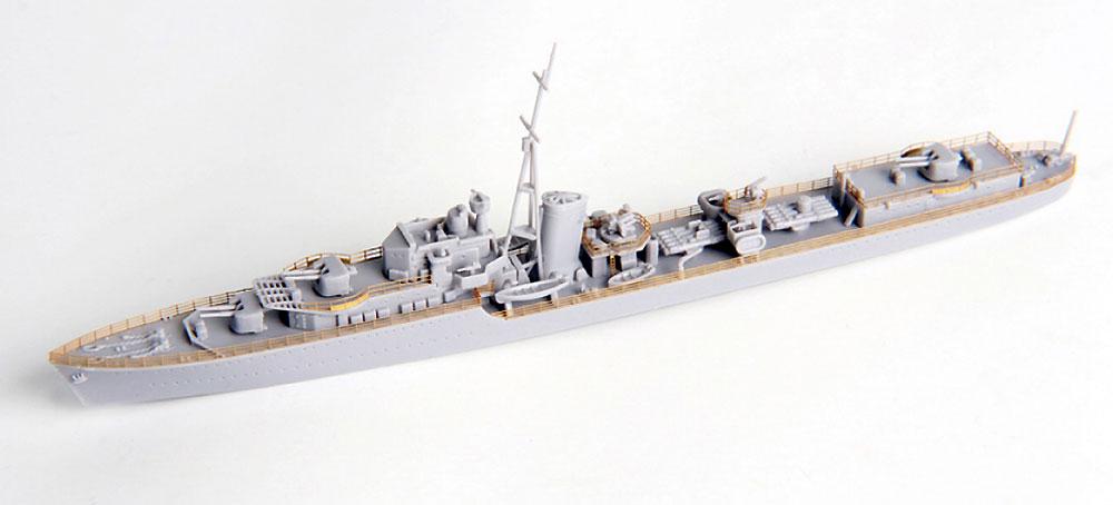 英国海軍 駆逐艦 ジャーヴィス SDプラモデル(アオシマ1/700 ウォーターラインシリーズ スーパーディテールNo.057643)商品画像_2