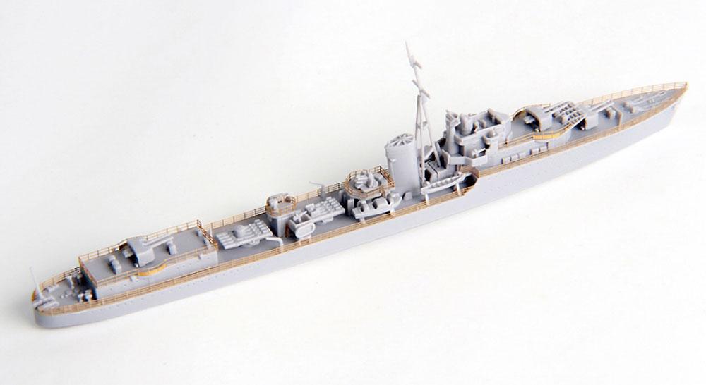 英国海軍 駆逐艦 ジャーヴィス SDプラモデル(アオシマ1/700 ウォーターラインシリーズ スーパーディテールNo.057643)商品画像_3