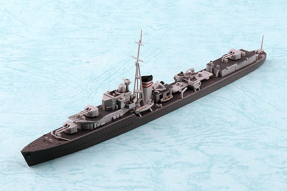 英国海軍 駆逐艦 ジャーヴィス SDプラモデル(アオシマ1/700 ウォーターラインシリーズ スーパーディテールNo.057643)商品画像_4