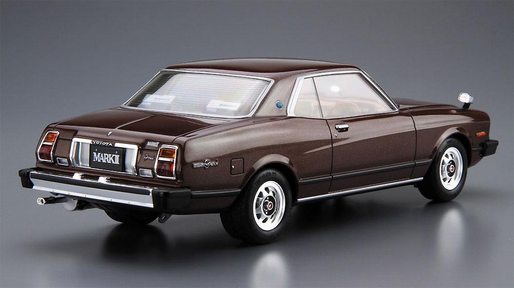 トヨタ MX41 マーク 2 / チェイサー '79プラモデル(アオシマ1/24 ザ・モデルカーNo.041)商品画像_4