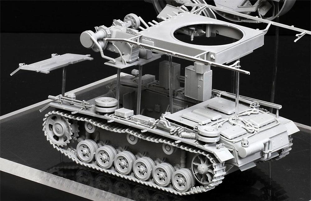 ドイツ 3号戦車 M型 クルスク 1943 (NEOスマートキット)プラモデル(ドラゴン1/35 '39-'45 SeriesNo.6521)商品画像_4