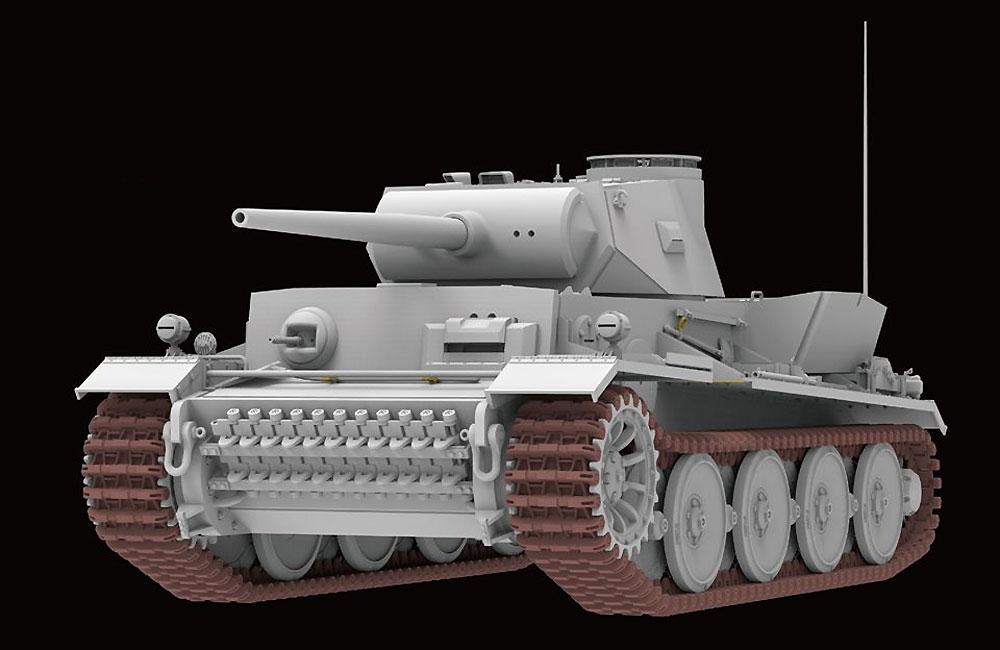 ドイツ 6号戦車 B型 (Vk36.01)プラモデル(ライ フィールド モデル1/35 Military Miniature SeriesNo.5036)商品画像_3