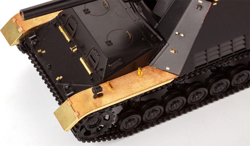 ドイツ 銃自走榴弾砲 フンメル ビッグED エッチングパーツセット (タミヤ用)エッチング(エデュアルド1/35 BIG ED (AFV)No.BIG3597)商品画像_3