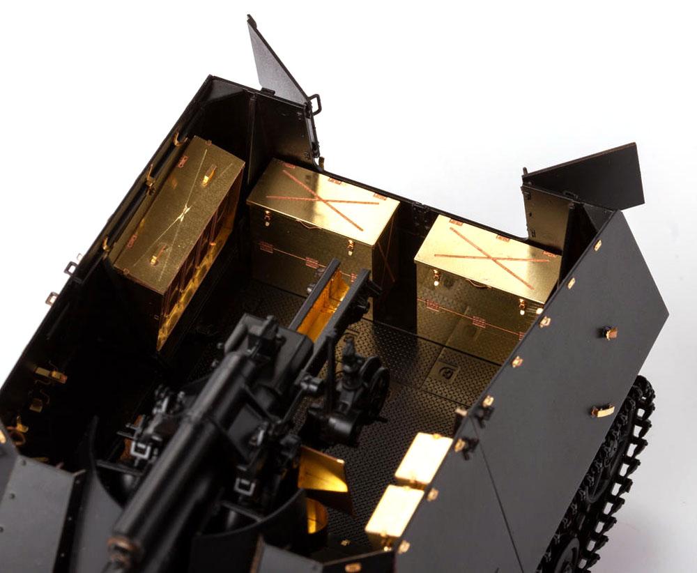 ドイツ 銃自走榴弾砲 フンメル ビッグED エッチングパーツセット (タミヤ用)エッチング(エデュアルド1/35 BIG ED (AFV)No.BIG3597)商品画像_4