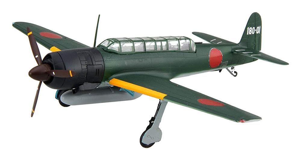 中島 艦上偵察機 彩雲 11型/11型夜戦/彩雲改プラモデル(フジミ1/72 CシリーズNo.C-037)商品画像_3