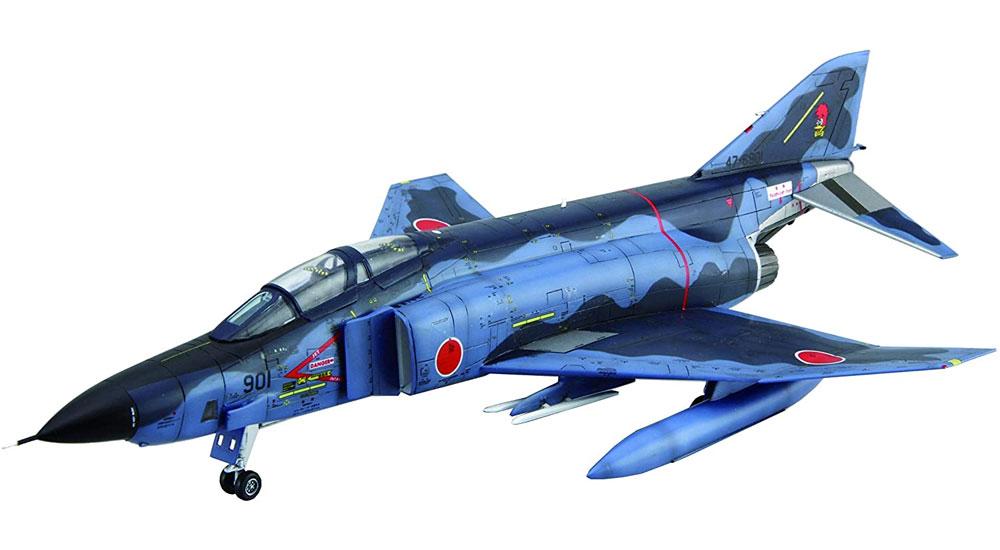 航空自衛隊 RF-4E ファントム 2 戦術偵察機 偵察航空隊 第501飛行隊プラモデル(フジミAIR CRAFT (シリーズF)No.F-062)商品画像_3