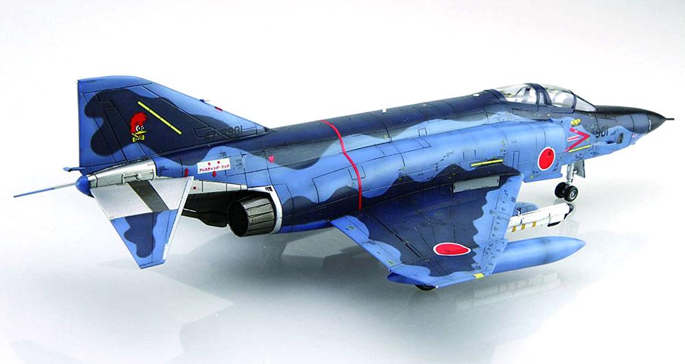 航空自衛隊 RF-4E ファントム 2 戦術偵察機 偵察航空隊 第501飛行隊プラモデル(フジミAIR CRAFT (シリーズF)No.F-062)商品画像_4