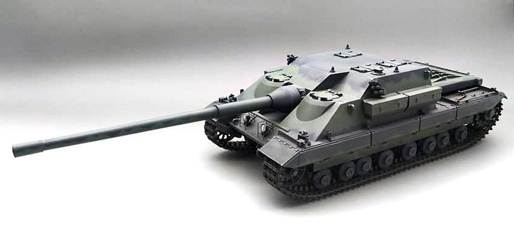 イギリス重駆逐戦車 FV217 バジャープラモデル(アミュージングホビー1/35 ミリタリーNo.35A034)商品画像_2