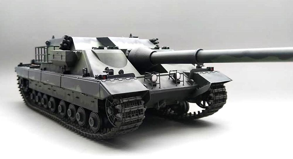 イギリス重駆逐戦車 FV217 バジャープラモデル(アミュージングホビー1/35 ミリタリーNo.35A034)商品画像_3