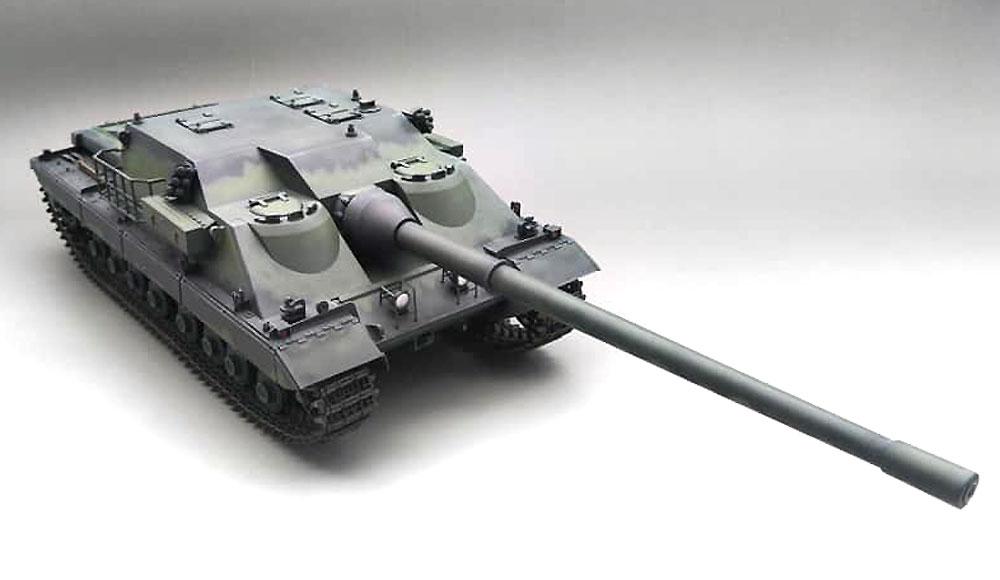 イギリス重駆逐戦車 FV217 バジャープラモデル(アミュージングホビー1/35 ミリタリーNo.35A034)商品画像_4