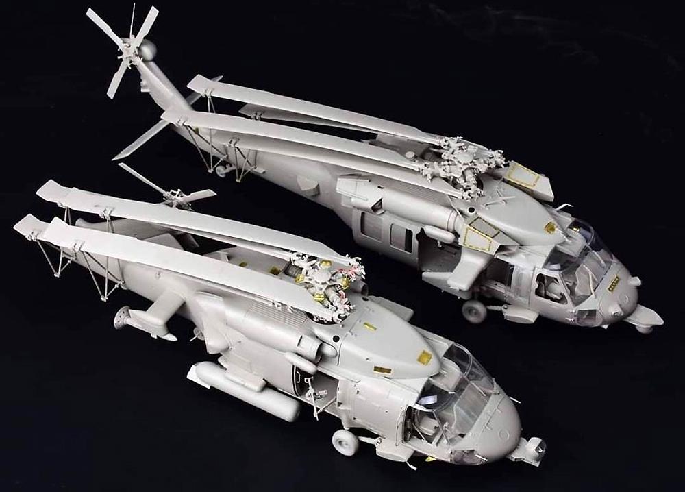 MH-60S ナイトホークプラモデル(キティホーク1/35 エアモデルNo.KH50015)商品画像_2