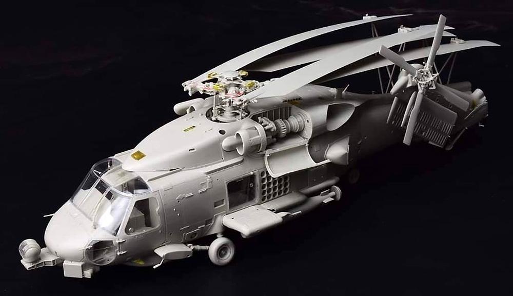 MH-60S ナイトホークプラモデル(キティホーク1/35 エアモデルNo.KH50015)商品画像_4