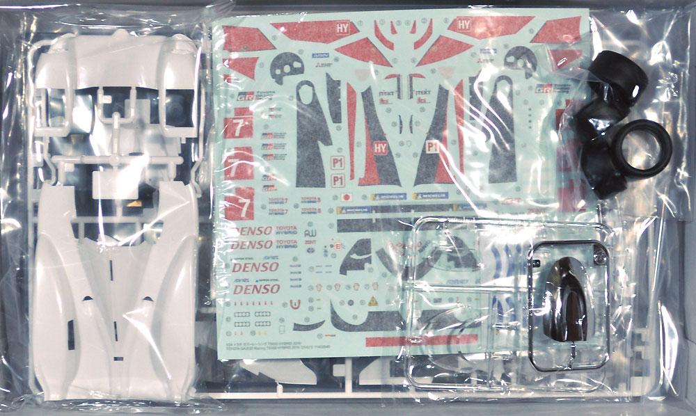 トヨタ ガズーレーシング TS050 ハイブリッド 2019プラモデル(タミヤ1/24 スポーツカーシリーズNo.421)商品画像_1
