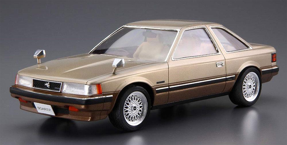 トヨタ MZ11 ソアラ 2800 GT-EXTRA '81プラモデル(アオシマ1/24 ザ・モデルカーNo.067)商品画像_2
