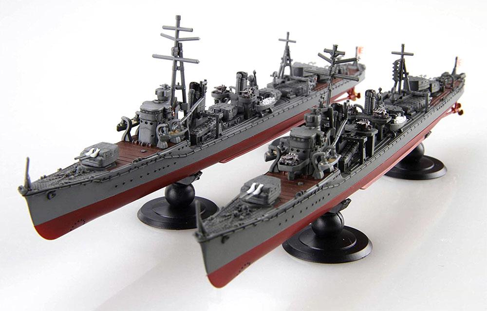 日本海軍 夕雲型 駆逐艦 夕雲 / 風雲プラモデル(フジミ艦NEXTNo.010)商品画像_2