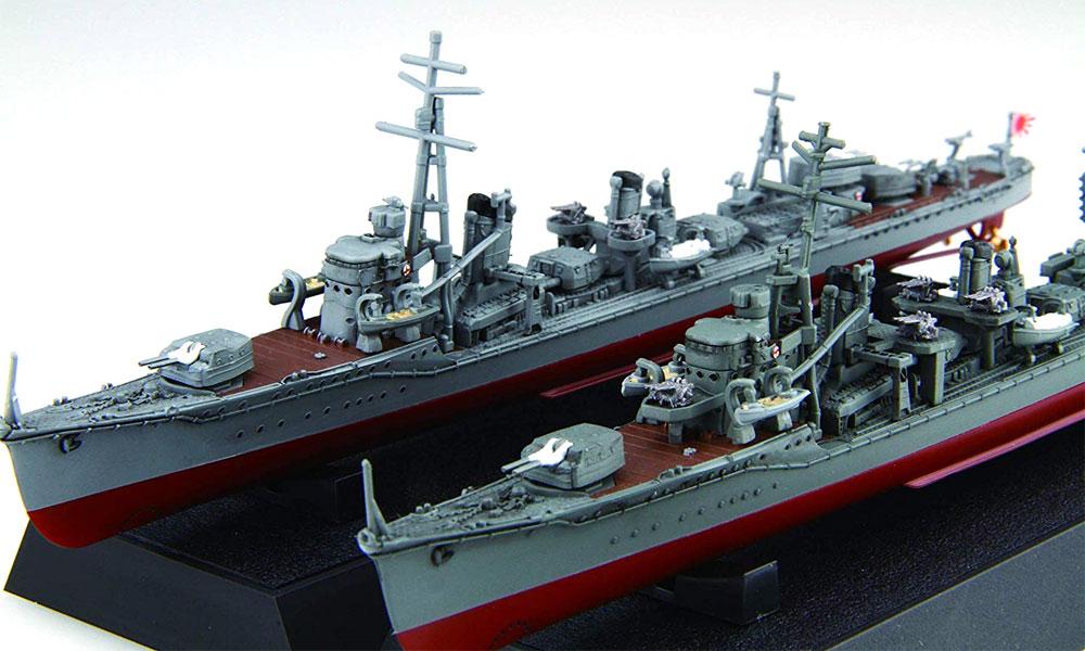 日本海軍 夕雲型 駆逐艦 夕雲 / 風雲プラモデル(フジミ艦NEXTNo.010)商品画像_3