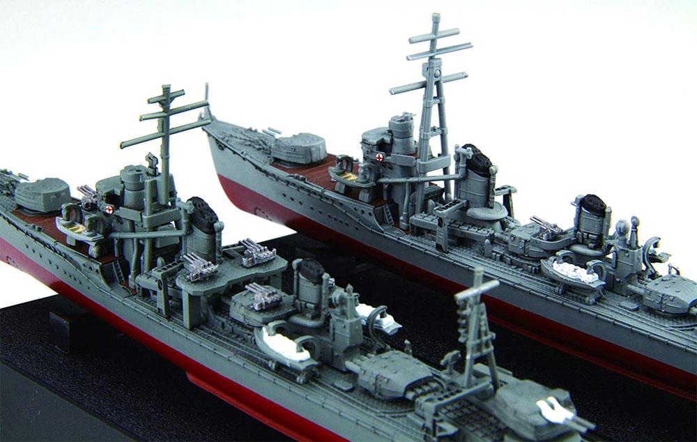 日本海軍 夕雲型 駆逐艦 夕雲 / 風雲プラモデル(フジミ艦NEXTNo.010)商品画像_4