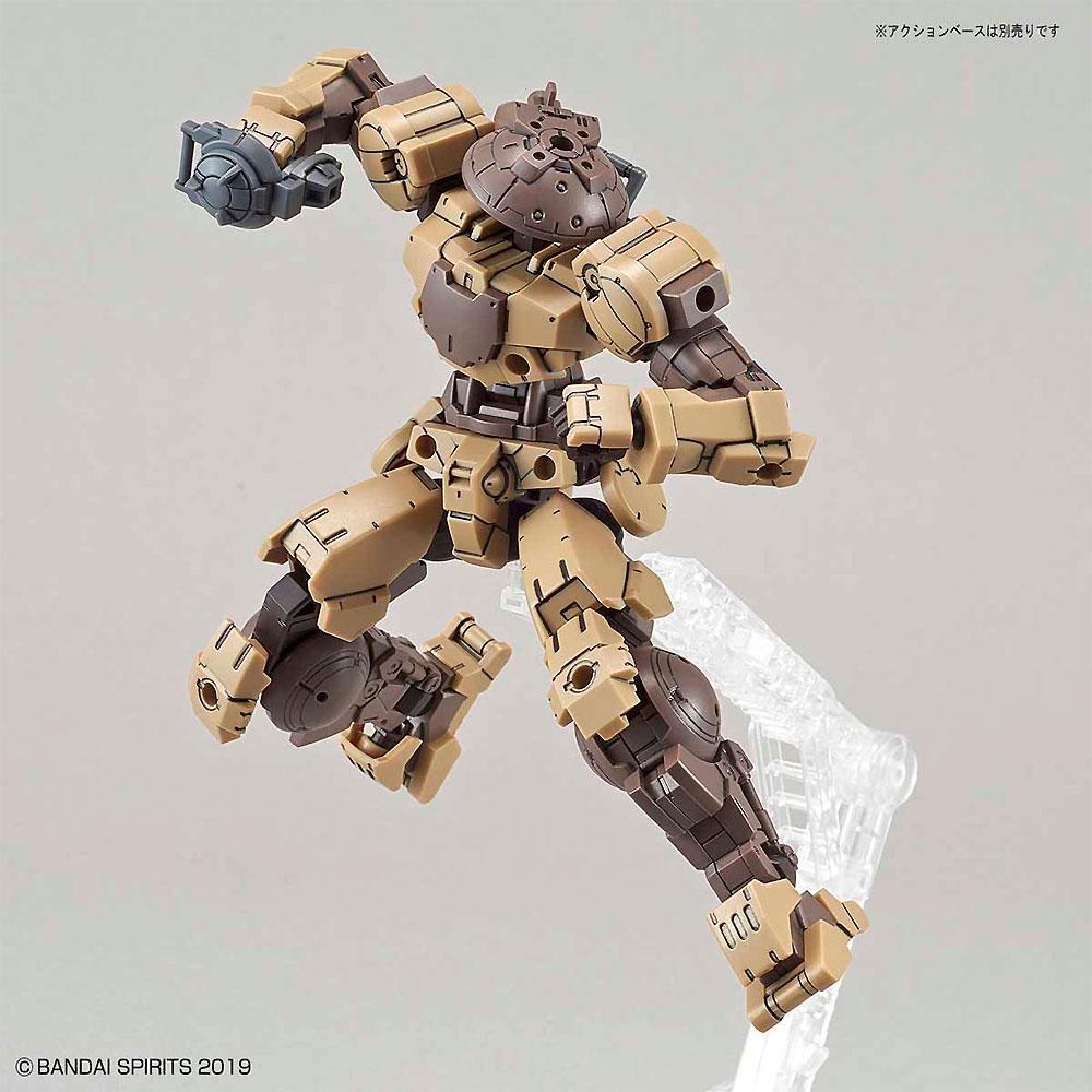 bEXM-15 ポルタノヴァ ブラウンプラモデル(バンダイ30 MINUTES MISSIONSNo.016)商品画像_4
