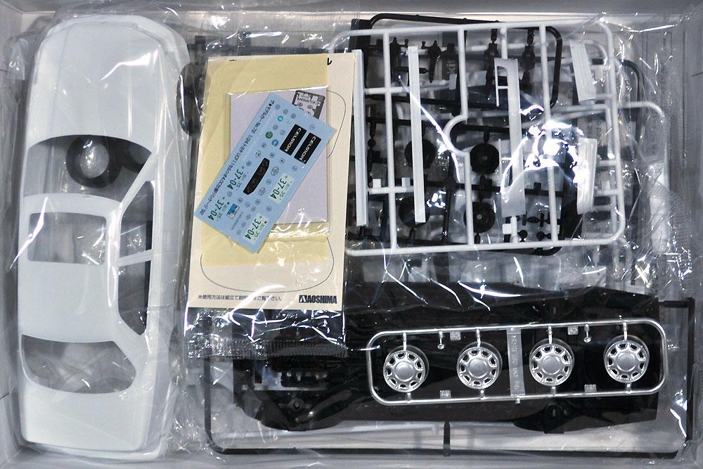 トヨタ UCF11 セルシオ 4.0C仕様 Fパッケージ '92プラモデル(アオシマ1/24 ザ・モデルカーNo.072)商品画像_1
