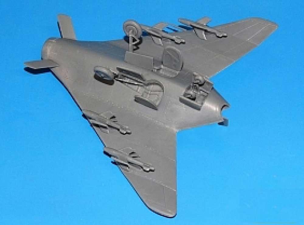 ブロム ウント フォス Ae607 ルフトヴァッフェ 1945プラモデル(RSモデル1/72 エアクラフト プラモデルNo.92246)商品画像_3
