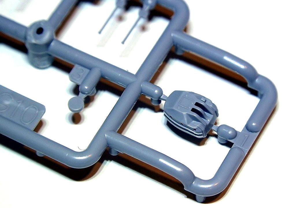 長10センチ高角砲プラモデル(ヤマシタホビー1/700 艦船模型用 ディテールアップパーツNo.010)商品画像_3