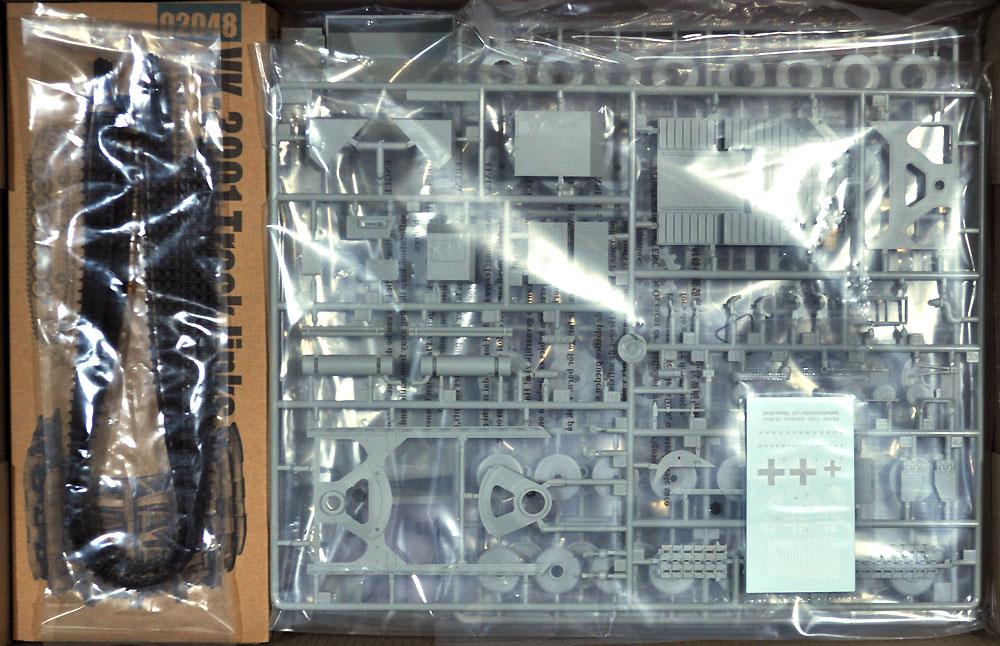 ドイツ重自走砲 シュトゥーラー エミール 組立式履帯附属プラモデル(モノクローム1/35 AFVNo.MCT920)商品画像_1